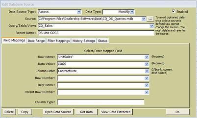 Database Extractor